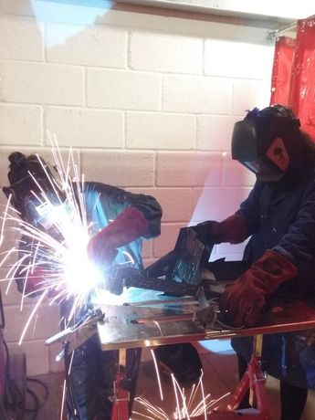 Introductory Welding for Artists (May 2016): Image 0