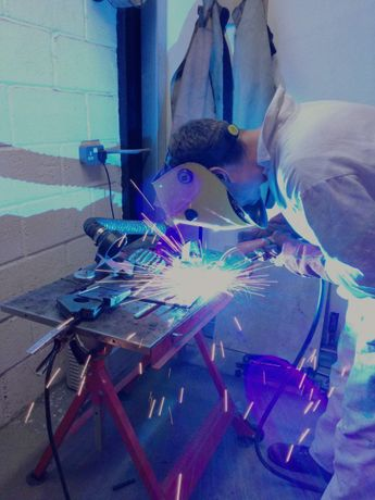 Introductory Welding for Artists (Sat 8 May 2021 - Afternoon): Image 2
