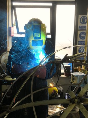 Introductory Welding for Artists (Sat 8 May 2021 - Afternoon): Image 1