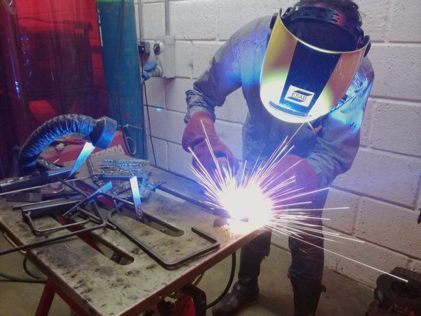 Introductory Welding for Artists (Tues 23 Feb 2021 - Afternoon): Image 1