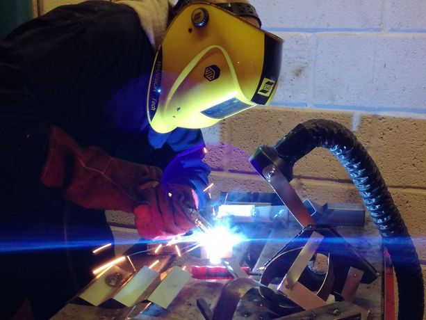 Introductory Welding for Artists