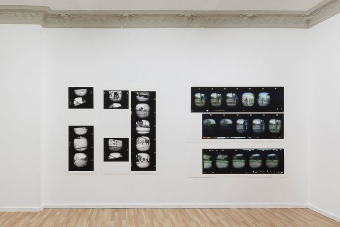 Rose Butler, Investigatory Power, installation view, Decad, 2019, Photo: Ute Klein