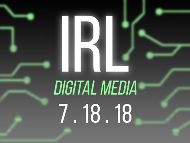 IRL: Digital Media Showcase: Image 0