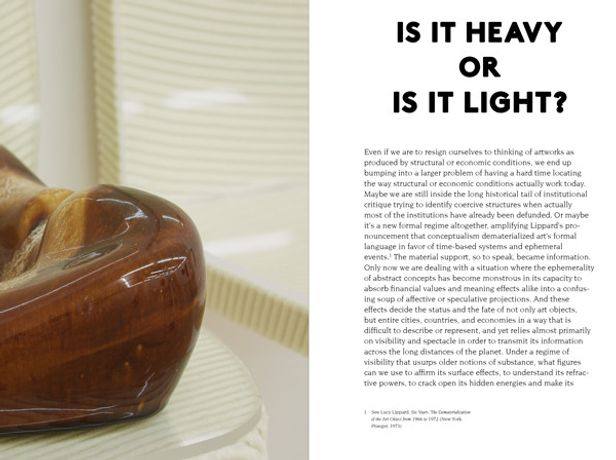 Is it Heavy or Is it Light? Publication Launch: Image 2