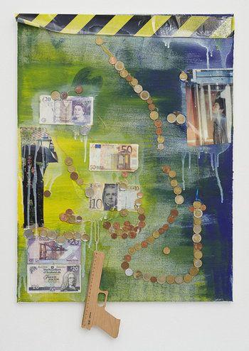 Isa Genzken: Geldbilder - Exhibition at Hauser & Wirth