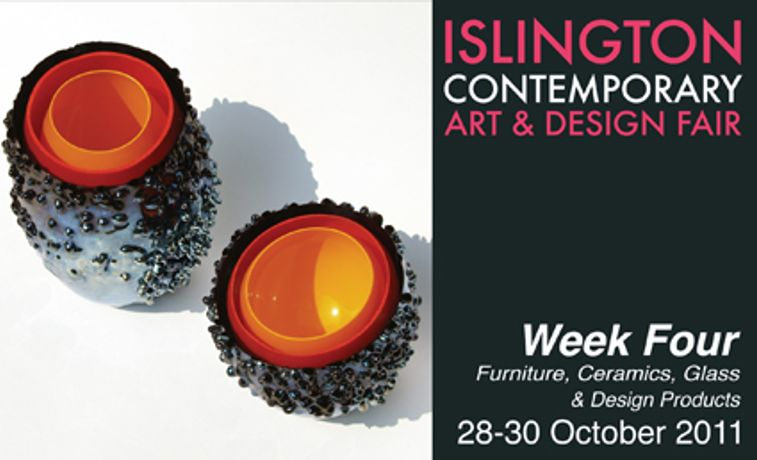 Islington Contemporary Art and Design Fair- Week 4: Image 0