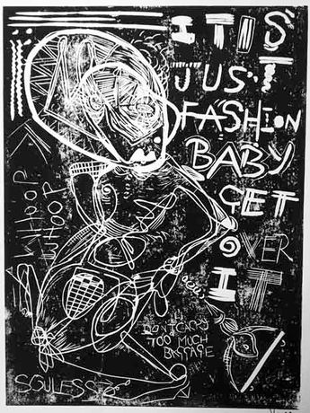 Its Just Fashion Baby Get Over It!: Image 0