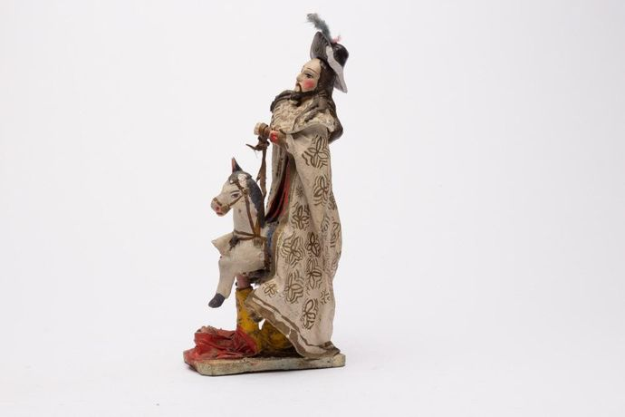 Peruvian Figurine, ILEA Camberwell Collection
