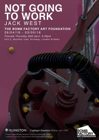 Jack West: Not Going to Work: Image 0