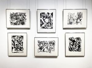 Jackson Pollock: The Experimental Works On Paper