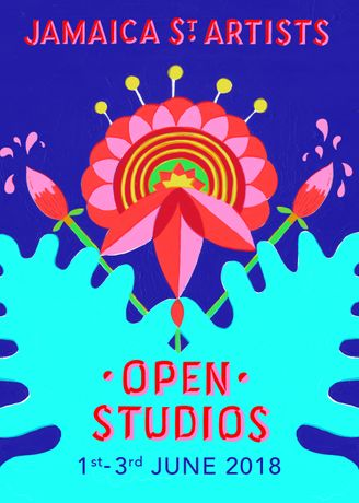 Jamaica Street Artists: Open Studios 2018: Image 0
