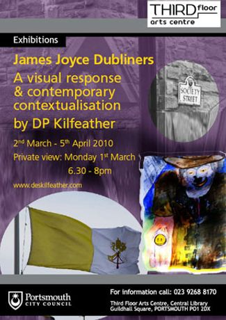 James Joyce Dubliners a Visual Response & Contemporary Contextualisation by DP Kilfeather: Image 0
