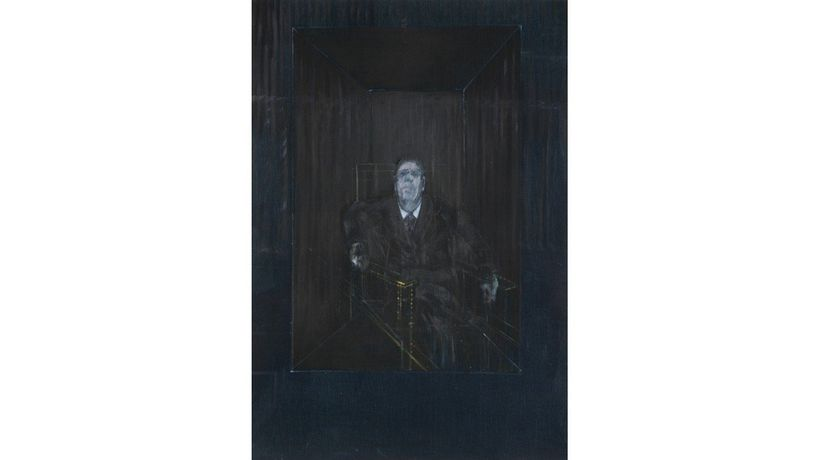 Francis Bacon, Study for a Portrait,1953 © The Estate of Francis Bacon. All rights reserved, DACS 2015