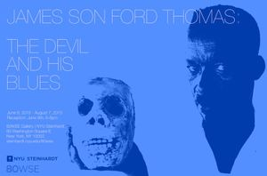 James Son Ford Thomas: The Devil and His Blues
