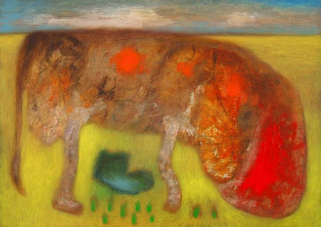 Janet Waring: Quadrupeds and Other Paintings: Image 0