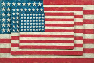 Jasper Johns: Mind/Mirror