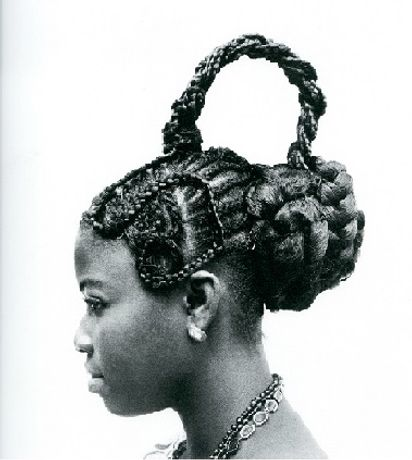 J.D. Okhai Ojeikere: Hairstyles and Headdresses: Image 0
