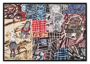 Jean Dubuffet and the City