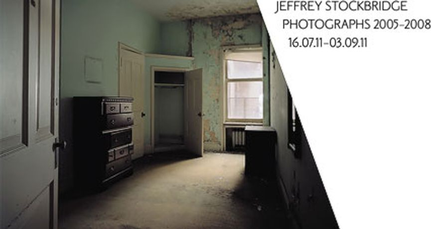 Jeffrey Stockbridge: Photographs 2005-2008: Image 0
