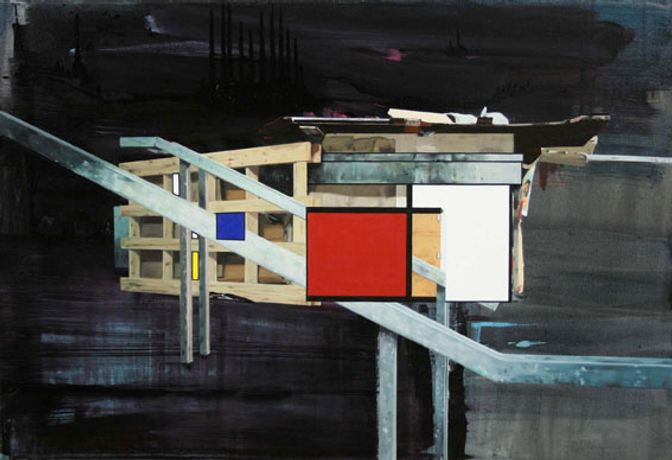 Jerwood Contemporary Painters - Panel Discussion: Richard Dyer, Katie Pratt & Marc Vaux: Image 0