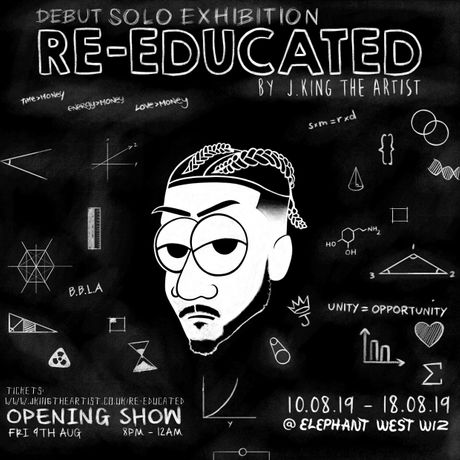 J.King: Re-Educated: Image 0