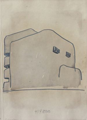 Joachim Bandau. Drawings and Wall Objects