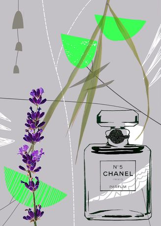 Joan Charnley - Cut Grass, Lavender and Chanel No.5: Image 4