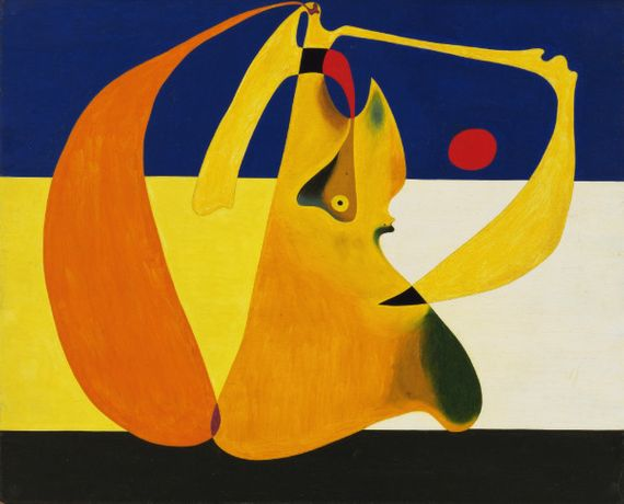 Joan Miró Bather Montroig, October 1932