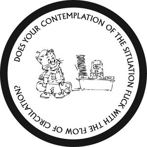 Joanne Tatham & Tom O'Sullivan: Does your contemplation of the situation fuck with the flow of circulation