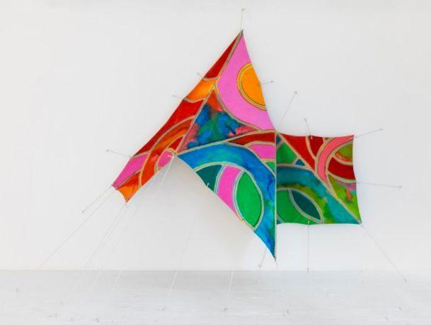 Firestone Locations Near Me >> Joe Overstreet. Innovation of Flight: Paintings 1967-72 - Exhibition at Eric Firestone Loft in ...