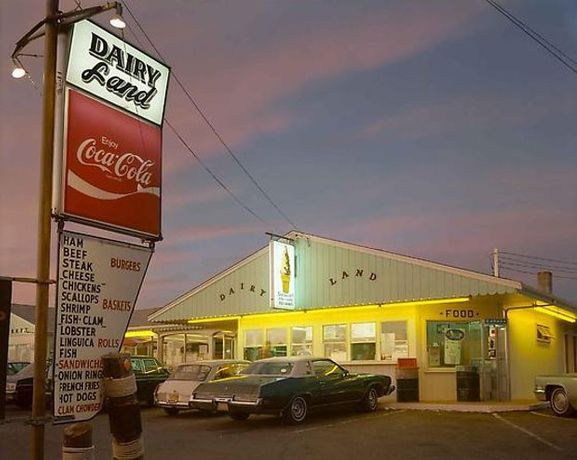 Dairy Land, Provincetown, 1976