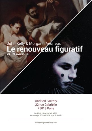 John Kelly and Morgann Andrieux, Le renouveau figuratif: Image 0