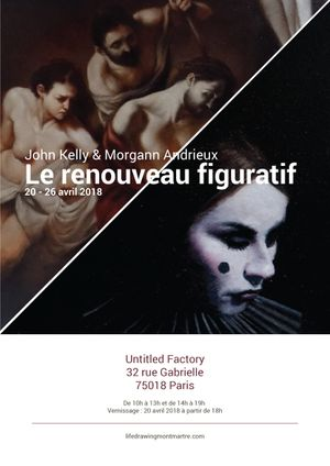 John Kelly and Morgann Andrieux, Le renouveau figuratif