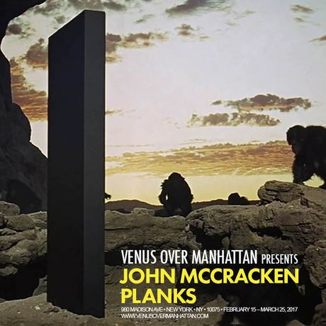 John McCracken | Planks