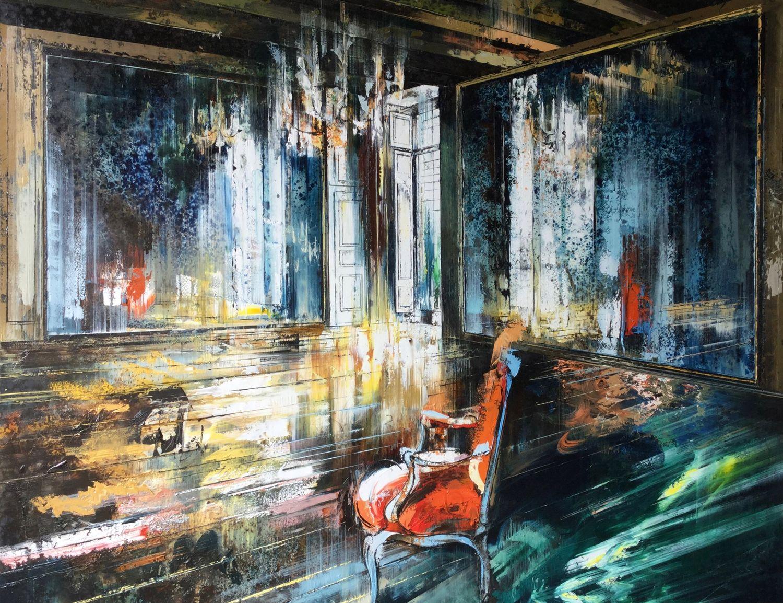 Art Events Calendar London : John monks exhibition at threadneedle street art