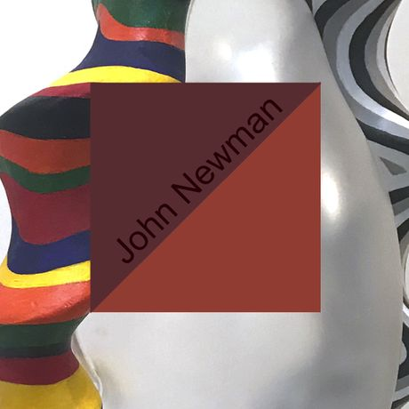 John Newman: Between the Literal and the Nonsensical, Sculptures and Drawings, 1982-2017