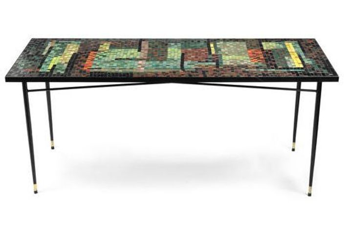 John Piper Mosaic Table c. 1960