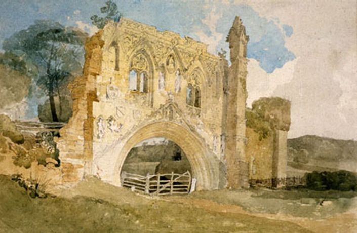 John Sell Cotman and his contemporaries: Image 0