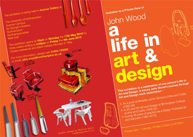 John Wood: A Life in Art and Design: Image 0