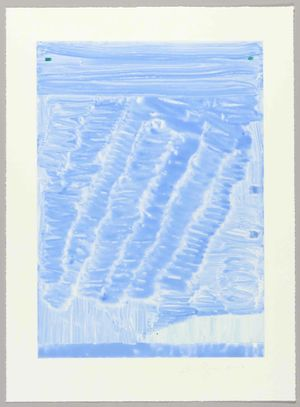John Zurier | Etchings & Monotypes