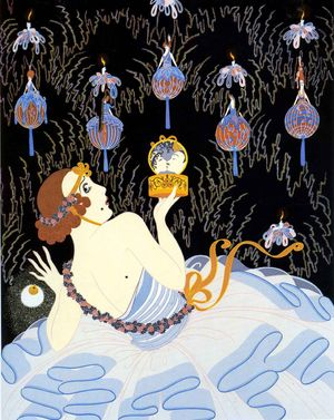 Join Martin Lawrence Galleries in Celebration of Erté