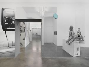 Installation view, photo: Jens Ziehe