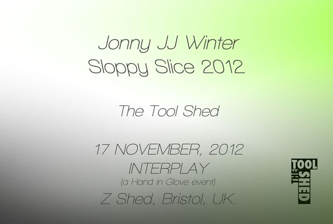 Jonny JJ Winter - Sloppy Slice 2012: Image 0