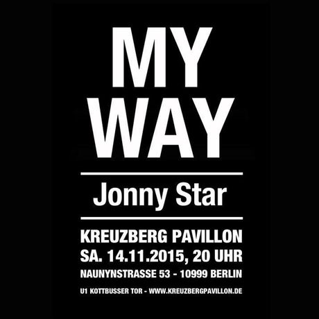 Jonny Star. My Way: Image 0