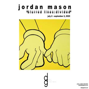 Jordan Mason Blurred Lines: Divided