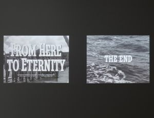 Jorge Macchi / Edgardo Rudnitzky. From Here to Eternity