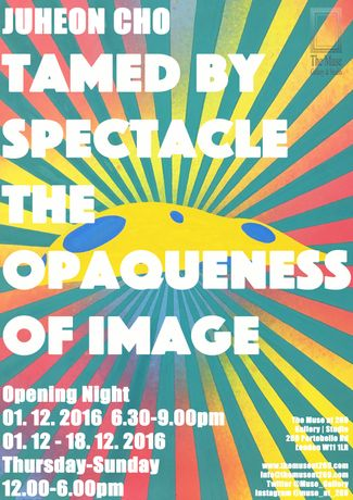 JUHEON CHO Tamed by spectacle - the opaqueness of image: Image 0