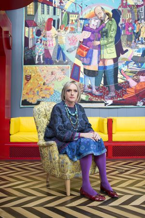 Grayson Perry © Katie Hyams and Living Architecture
