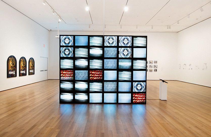 k the kollwitz prize 2018 adrian piper exhibition at akademie der k nste pariser platz in. Black Bedroom Furniture Sets. Home Design Ideas