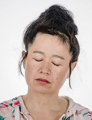 Hito Steyerl. Foto: © Trevor Paglen. Courtesy: the artist, Andrew Kreps Gallery, New York and Esther Schipper, Berlin